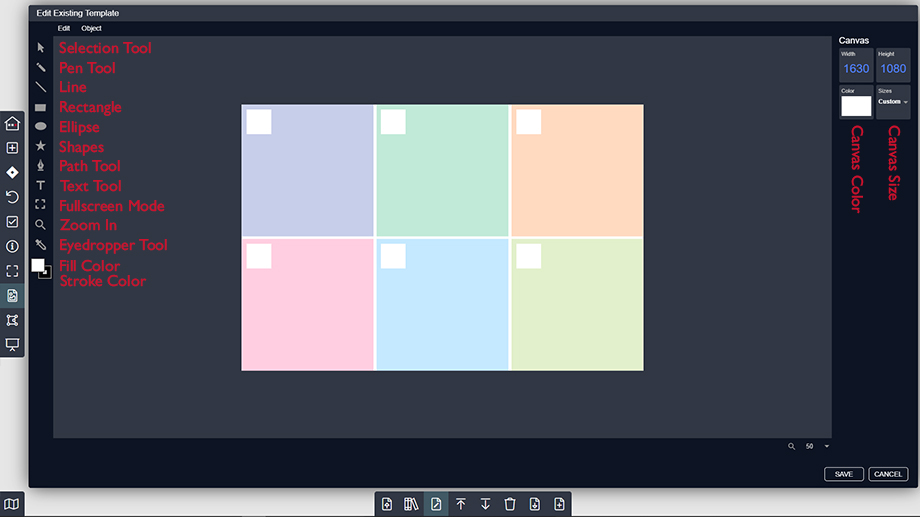 Editor Tools